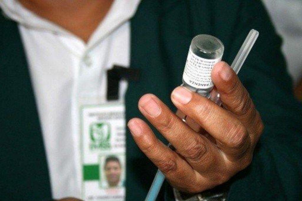 IMSS reconoce retraso de aplicación de vacunas a 700 mil niños por la pandemia