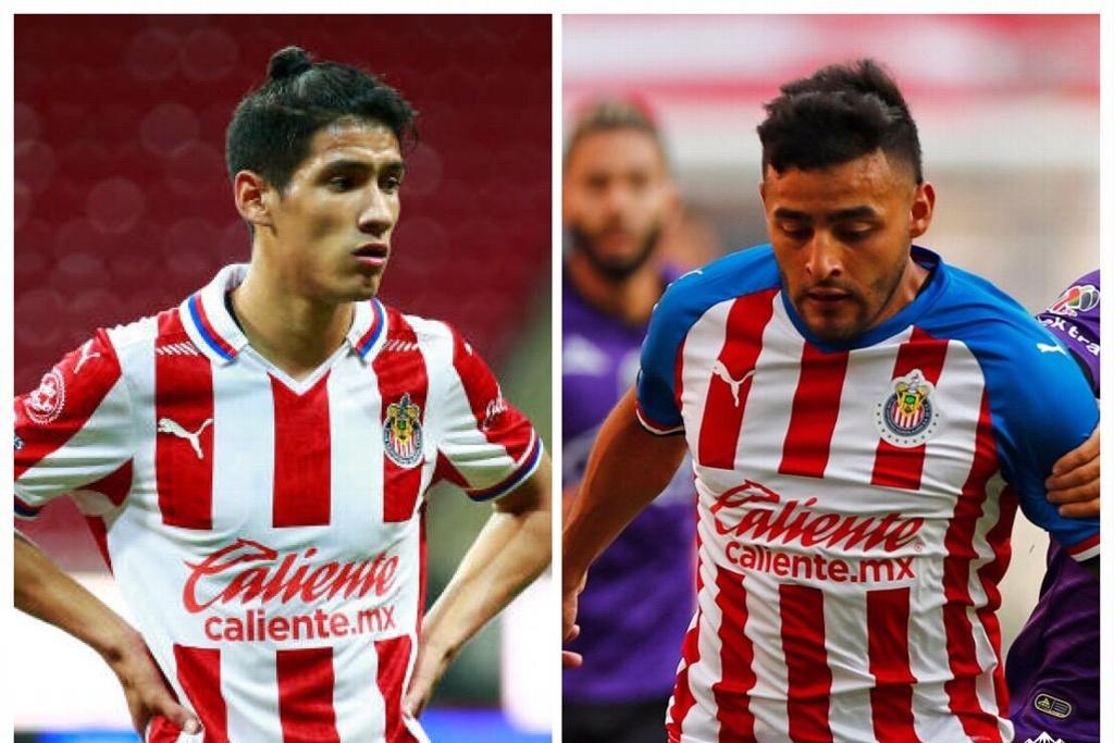 Chivas separa a Alexis Vega y Uriel Antuna por irse de fiesta