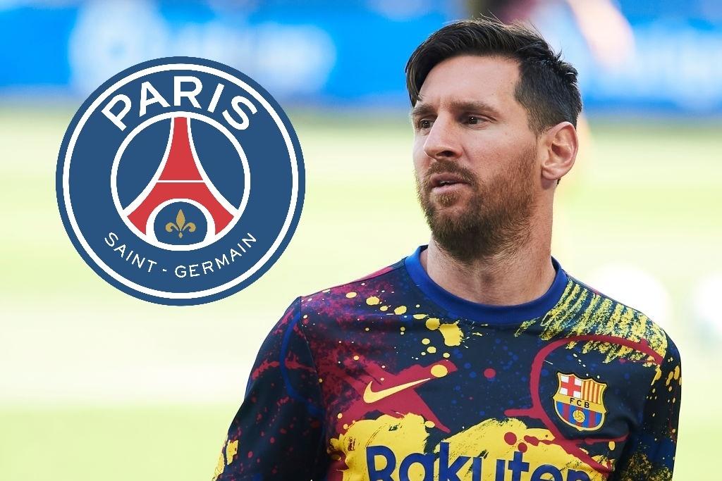 PSG prepararía mejor oferta que Manchester City por Lionel Messi