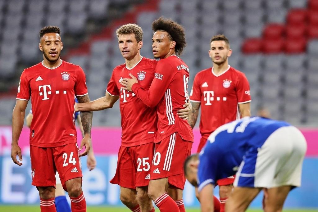 ¡YA ABURREN! Bayern Múnich inicia Bundesliga goleando 8-0