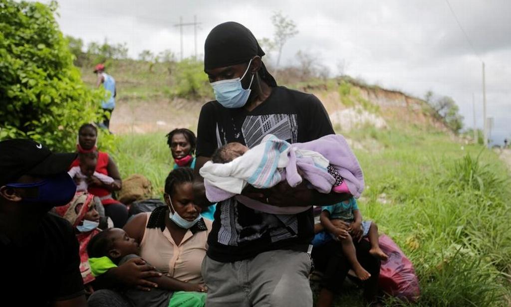 En Tabasco se detectaron menos de 14 migrantes positivos a covid-19 el año pasado