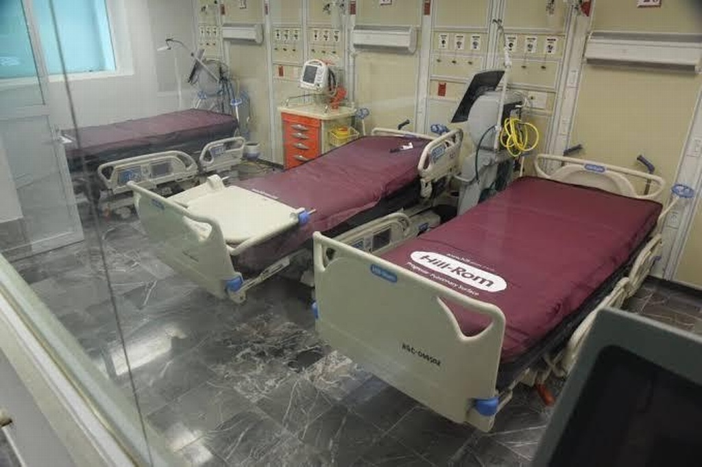 Mantiene Tabasco ocupación hospitalaria menor al 30 por ciento