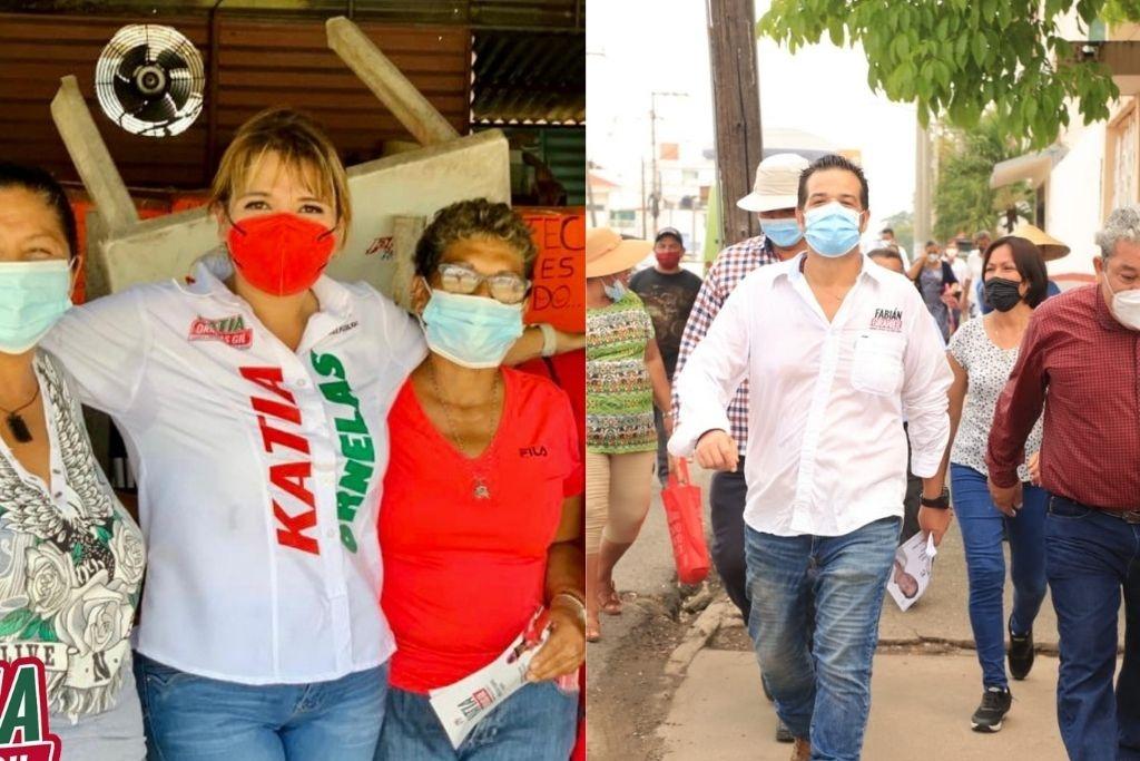 Revoca Sala Xalapa registros de Katia Ornelas y Fabián Granier como candidatos plurinominales