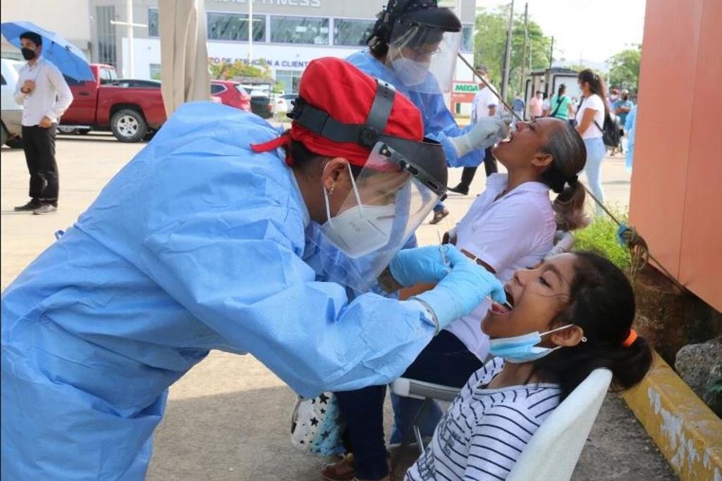 Más de 5 mil menores de 18 años han enfermado por coronavirus en Tabasco